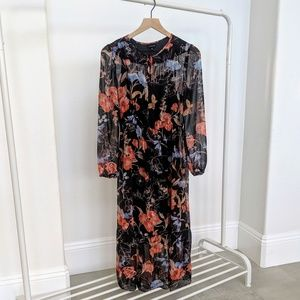 Long Sleeve Maxi Size XS